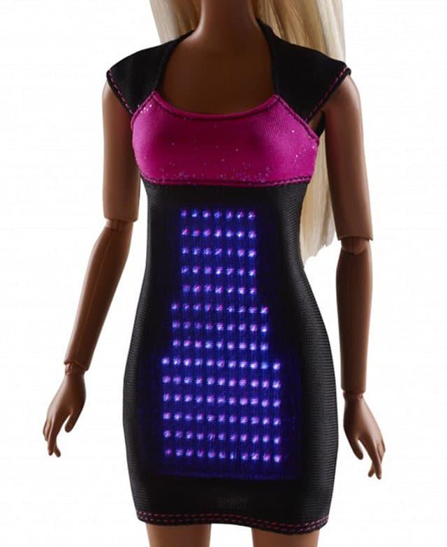 barbie-wearable-tech-led-dress