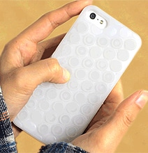 Bubble Wrap iPhone 5 Case For All You Stressed People