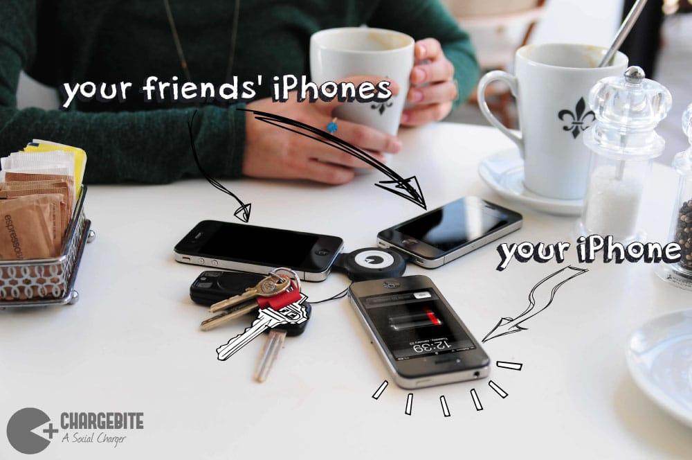 ChargeBite: iPhone Power Cannibalism Goes Mainstream