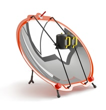 Emergency Solar Cooker Could Help Disaster Victims Recover Faster