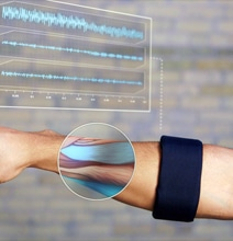 3D Gesture Control Armband Enables Effortless Computer Interaction
