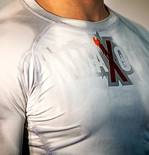 Thermochromic Workout Shirts Change Color With Your Body Temperature