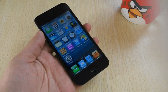 Knockoff iPhone 5S Released In China & Sold Out [Video]