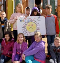 4th Grade Students Crowdfund A Solar-Powered Classroom On Kickstarter