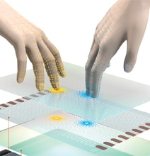 New Transparent Touchscreen Technology Knows Who You Are