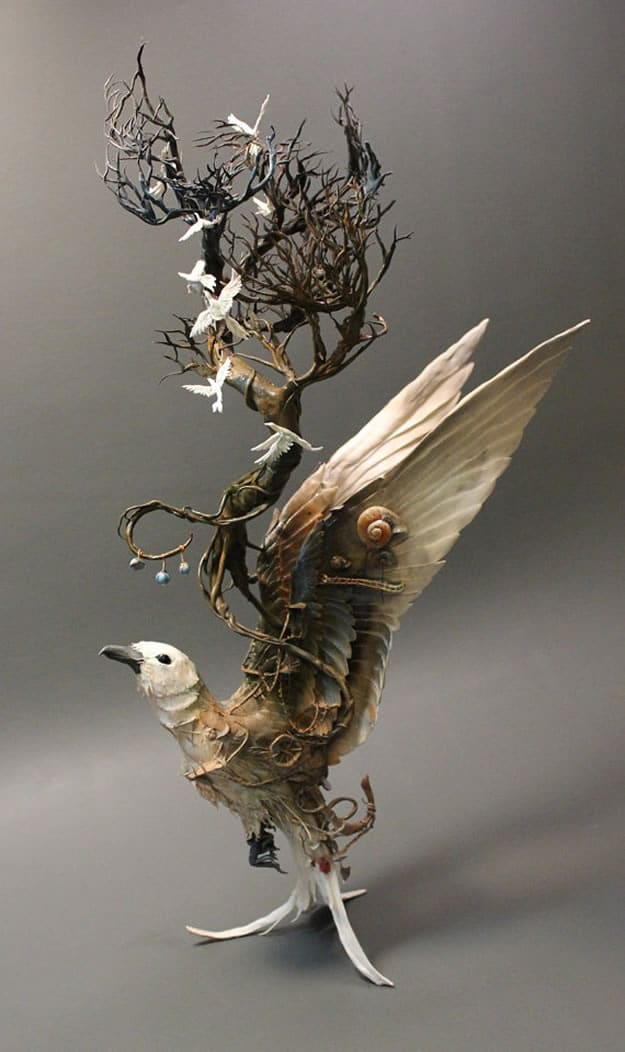 hyper-real-animal-sculpture