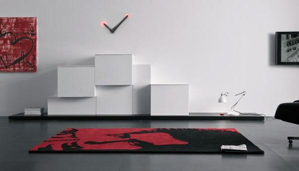 analog-clock-digital-projection