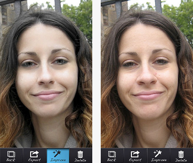 You Re So Vain This App Gives You An Instant Nose Job Perfect Skin Bit Rebels