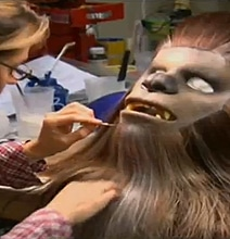 The Birth Of A Wookie: Chewbacca Comes Alive [Video]
