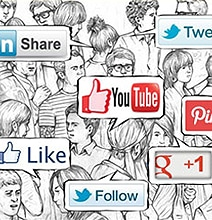 How Your Company Can Benefit More From Social Media [Infographic]