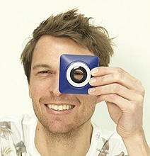 This Analog Camera Takes On The Digital Domain