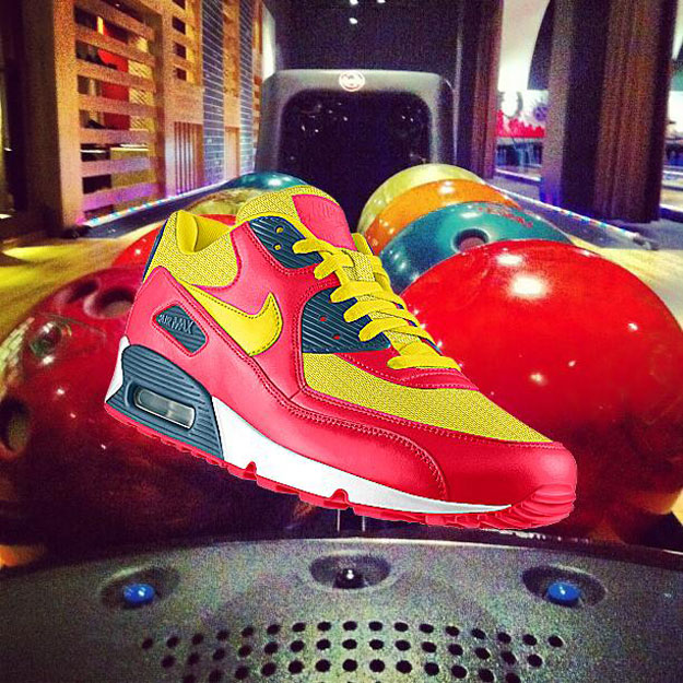 nike customised shoes