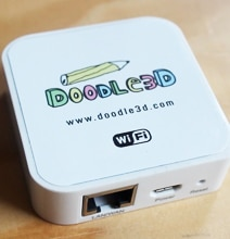 Doodle 3D Printer Accessory Enables 3D Printing Of Drawings