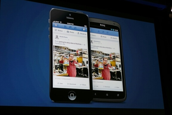 Facebook Home App In-Depth Review [Video]