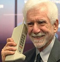 The Mobile Phone Turns 40 Years Old This Month