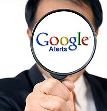 Are Google Alerts The Canary In The Big Data Mineshaft?