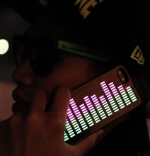 iPhone Equalizer Case Will Start The Party Right