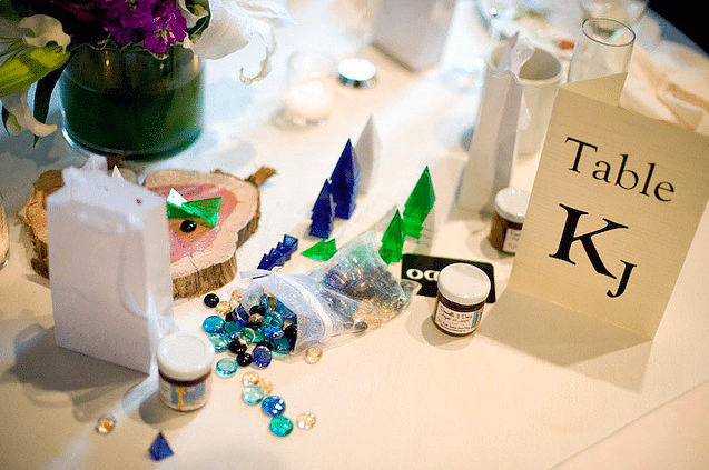 zelda themed wedding favors