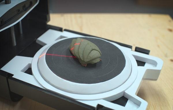 Compact Laser 3d Scanner For 3d Printing Aficionados Bit