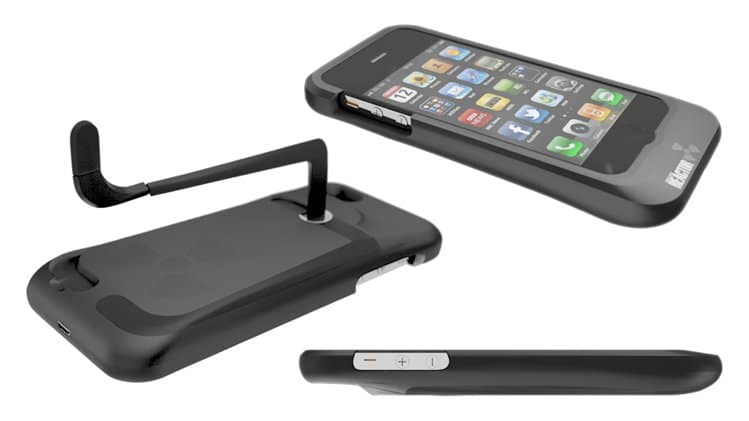 Reactor: Hand-Crank Power Case For The iPhone 5