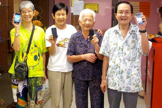 Refurbished iPhones With Special Apps Designed To Help Senior Citizens