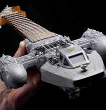 3 Amazing Star Wars Custom Guitars You Have To See To Believe