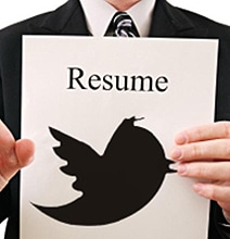 How To Create A Twitter Resume & Apply For A Job On Twitter