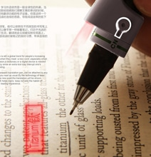 High Tech Translator Pen Could Revolutionize Reading & Writing