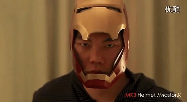 working-iron-man-mask