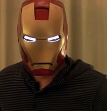 Fully Functional Electrical Iron Man Mask Creation [Video]