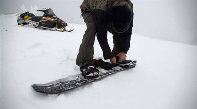 First Ever 3D Printed Snowboard Design Unveiled By Signal Snowboards