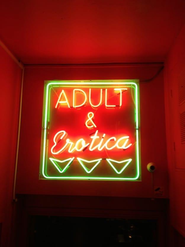 Entrance-To-Activities-Erotica-Neon