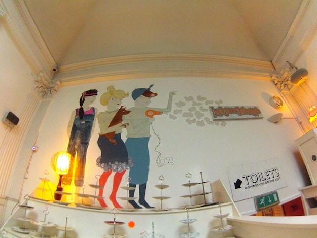 Drink Shop & Do At The Fabulously Geeky London Teahouse