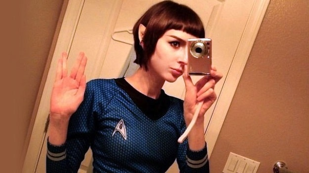 Trekkie dating
