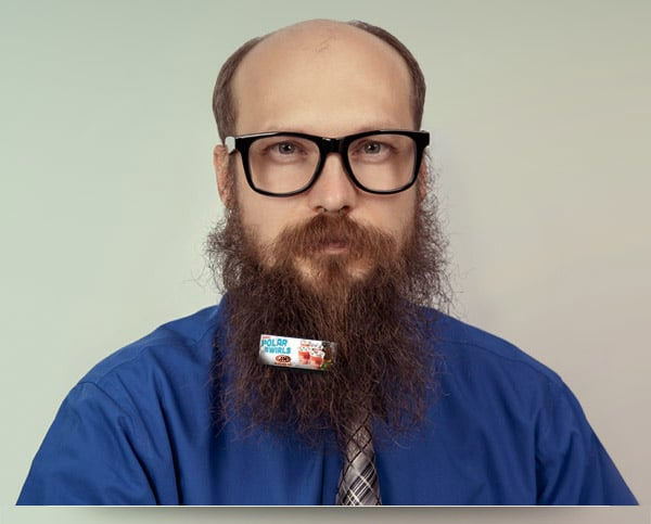 Beardvertising: The Unusual Advertising Opportunity In A Beard