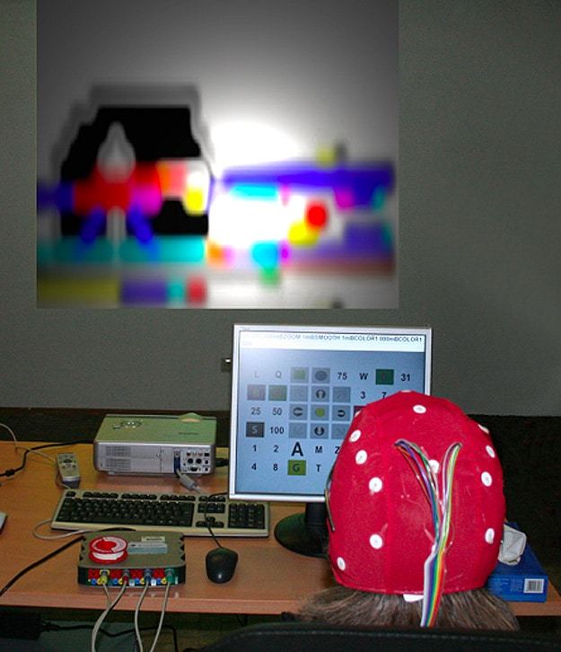 Brain Computer Interface: Paralyzed Artists Brainpaint Using Thoughts
