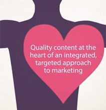 Why Content Marketing Is At The Heart Of Online Success [Infographic]