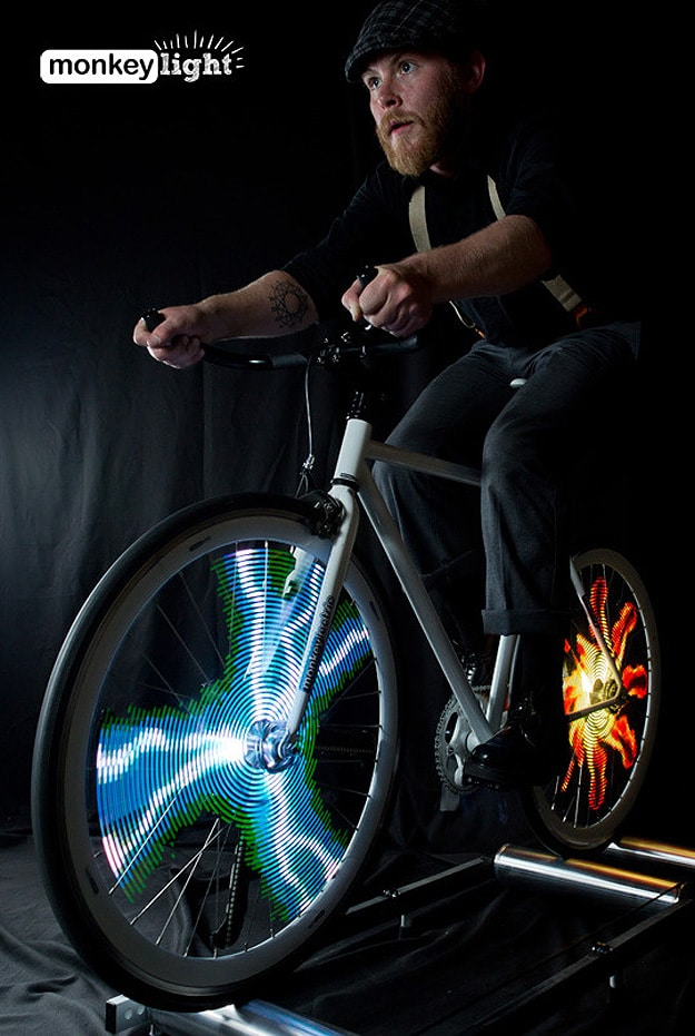 bike-wheel-light-system