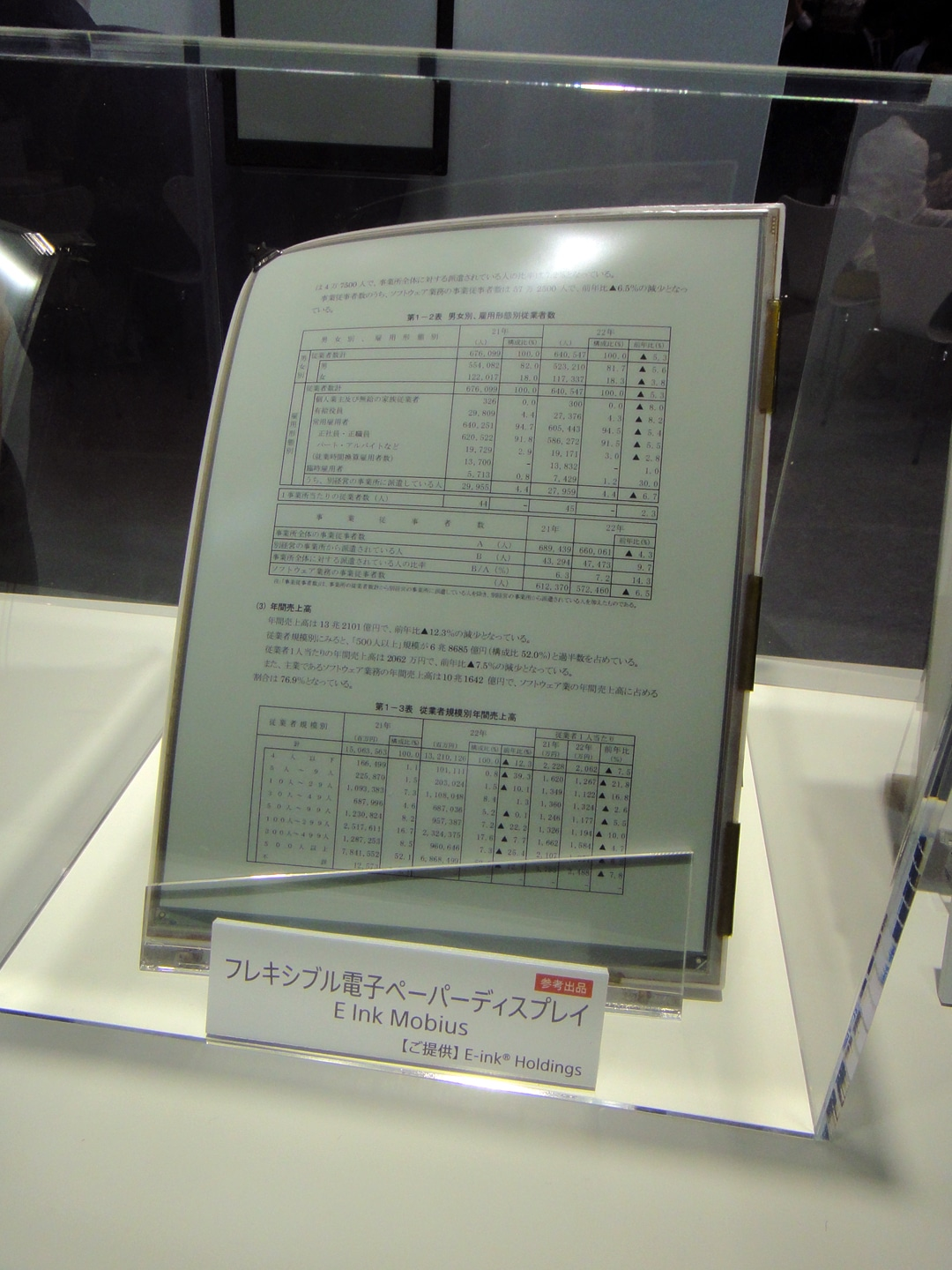 E-Ink Paper Notepad From Sony Ready For Release This Year