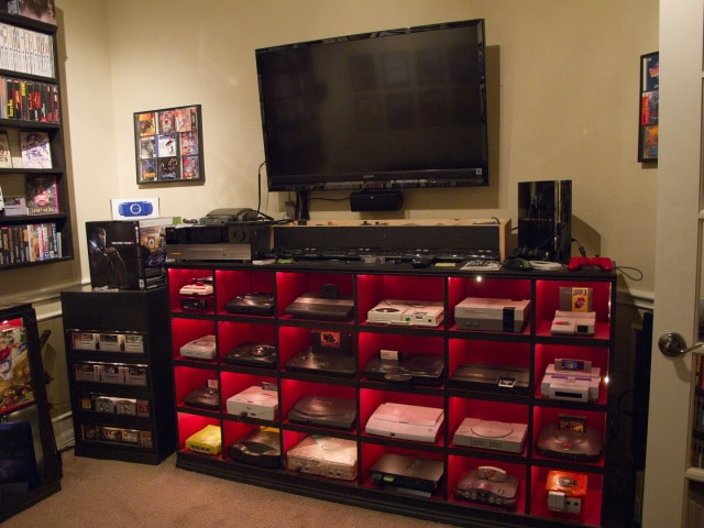 Largest Console Collection In The World Will Make You Drool