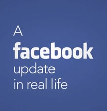 Facebook In Real Life Is Everything You Never Wished For [Video]