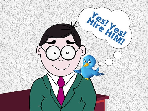 Gozaik: Most Sophisticated & Effective Way To Find A Job Using Twitter