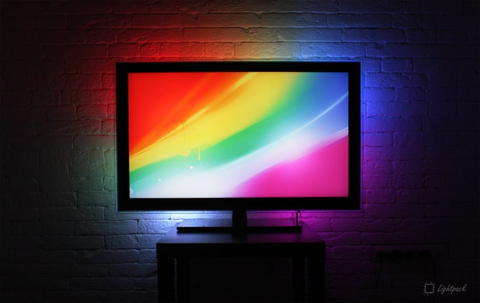 Lightpack Turns Your TV Into An Immersive Light Show