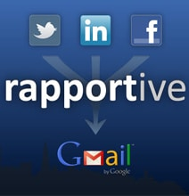 Rapportive Brings Everything About A Contact Into Your Gmail Interface