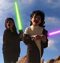 Return Of The Jedi Junior: Star Wars That Kids Can Relate To [Video]