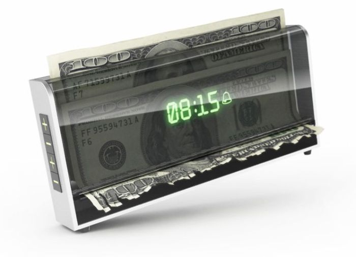 Shredder Clock Allows No Snoozing If You Want To Pay Your Bills