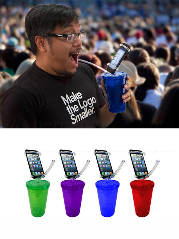Party Cup: The Party Accessory For Smartphone Junkies