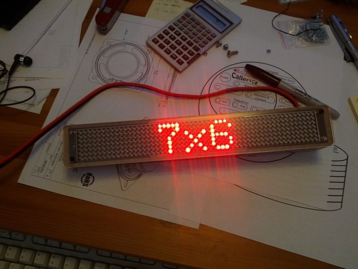 Snapjaw Is Your Smartphone Interactive License Plate Display