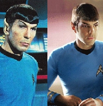 Spock Versus Spock Will Entertain You Until The Next Star Trek Film