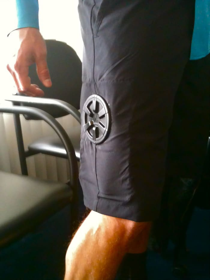 Waterproof Pocket Shorts Keep Your Geeky Gadgets Safe At The Beach